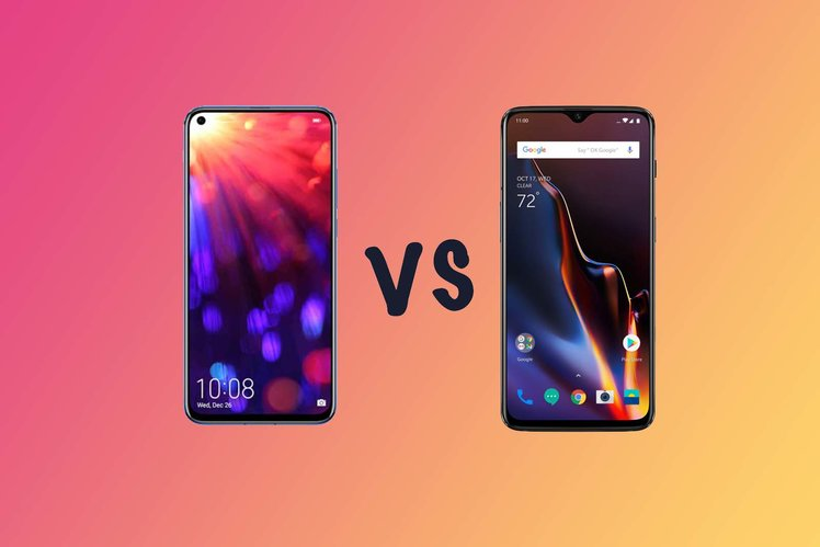 Honor View 20 vs OnePlus 6T: What's the difference?