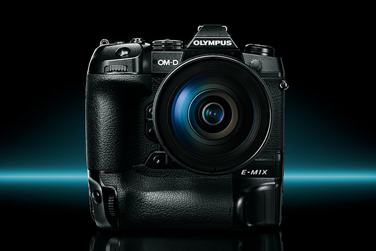 Olympus OM-D E-M1X is designed to convert pros to compact system camera fans