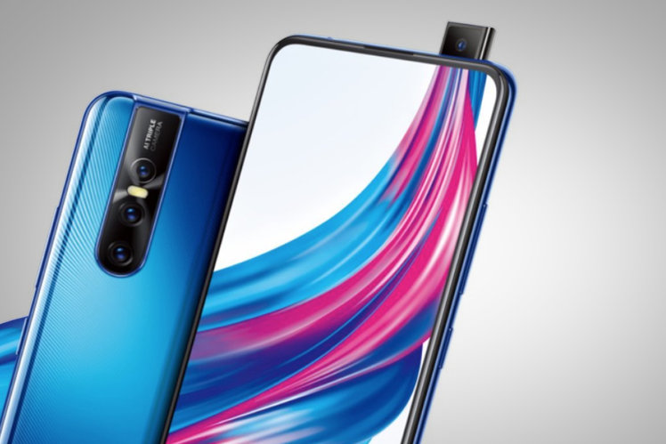 Vivo to unveil V15 Pro phone with 32MP pop-up camera at MWC 2019