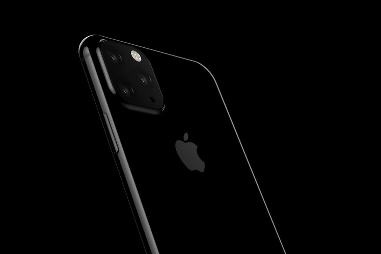 These plans reveal the shape and camera setup of the iPhone XI