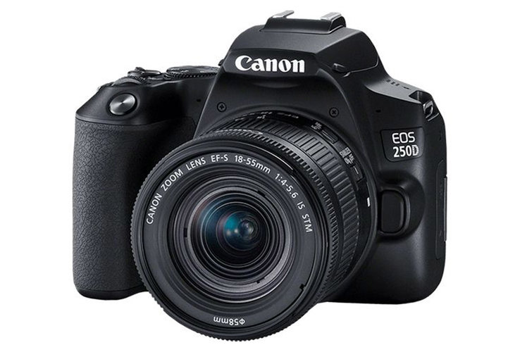 Canon EOS 250D: World's lightest DSLR is back, now with 4K