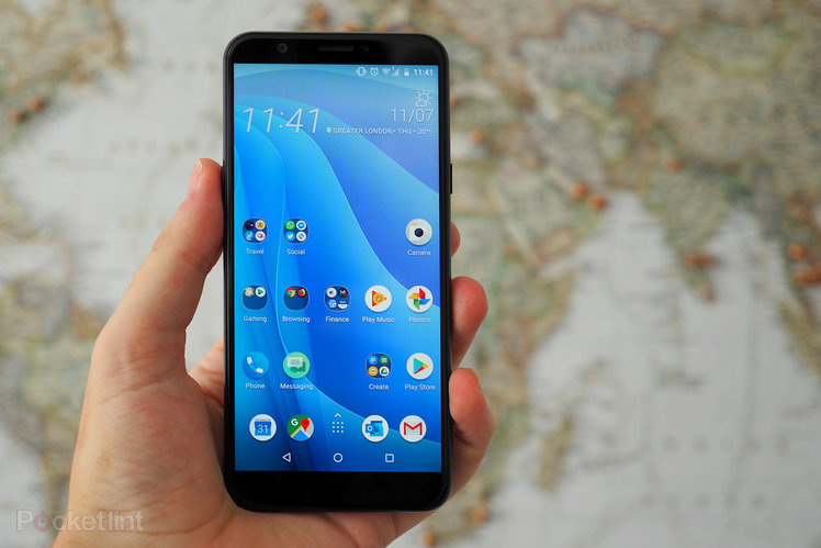 HTC Desire 12S review: Little to be desired