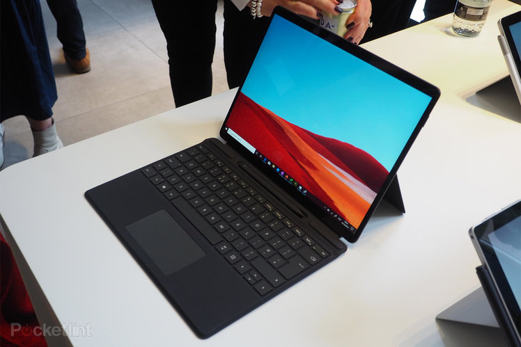 Microsoft Surface Pro X initial review: The Surface Pro reborn