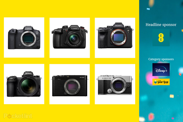 Here are the EE Pocket-lint Awards nominees for Best Camera 2021 and how to vote