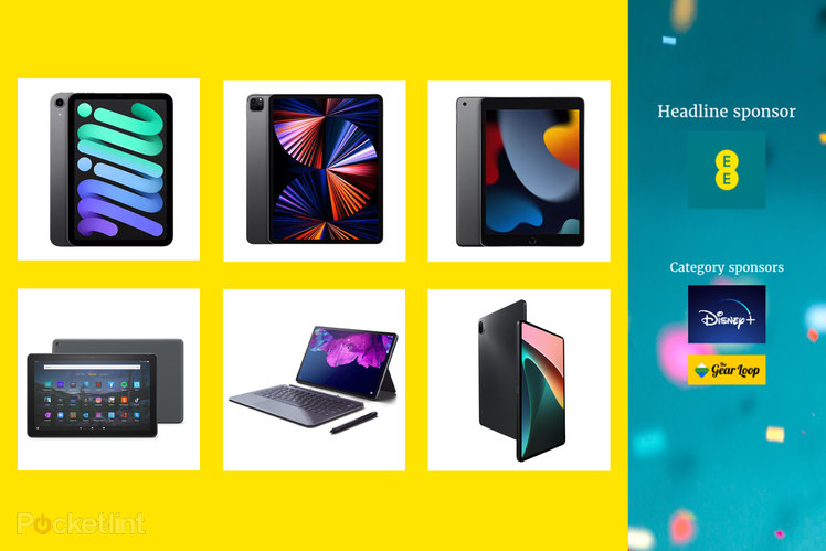 Here are the EE Pocket-lint Awards nominees for Best Tablet / 2-in-1 2021 and how to vote
