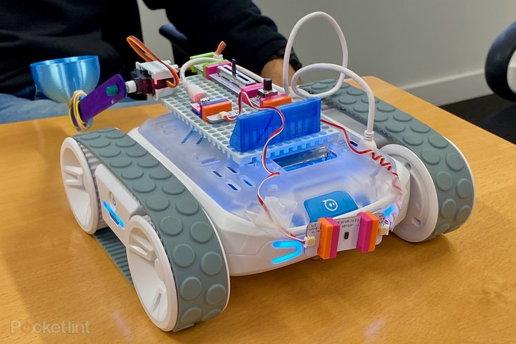 Sphero wants you to hack its new RVR robot