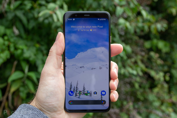 Google Pixel 4 XL initial review: Look mum, no hands