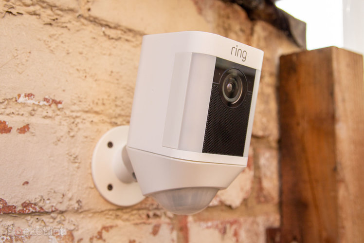 Ring Spotlight Cam review: Battery-powered security