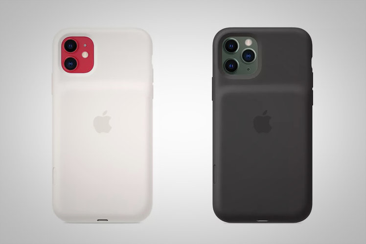 Apple's iPhone 11 battery cases add a physical camera button