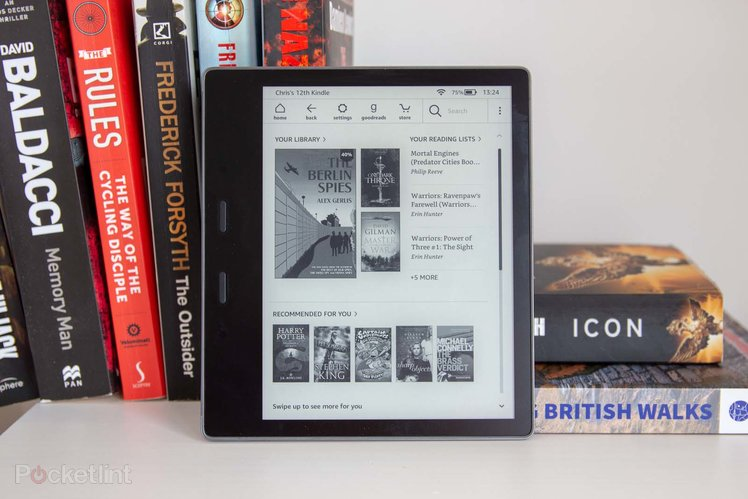 Kindle Oasis, basic Kindle and Paperwhite all get massive discounts for Prime Day