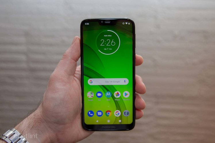 The super Moto G7 Power has a super Black Friday discount
