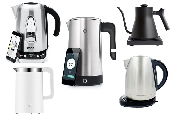 Best smart kettles 2020: Boil up a connected brew
