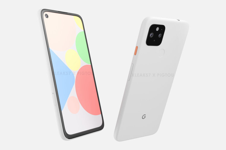 This is what the Pixel 4a XL would look like, if it launched