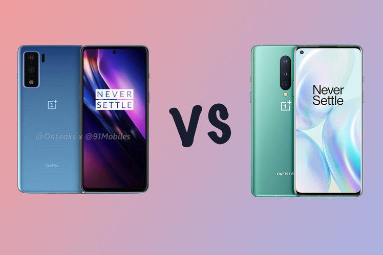 OnePlus Nord vs OnePlus 8: What's the rumoured difference?