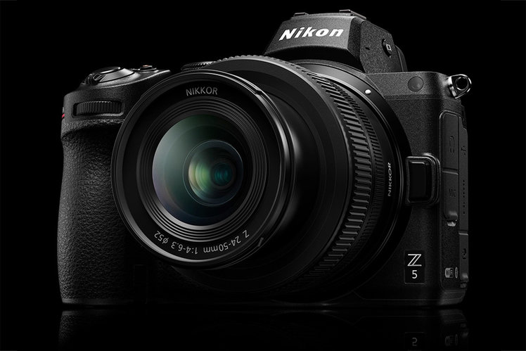 Nikon Z5 aims to make full-frame photography more affordable