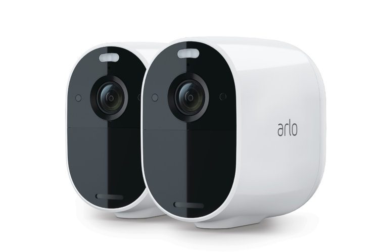 Arlo Essential launches in the UK offering hub-free 1080p security cameras