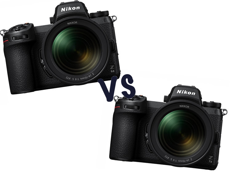 Nikon Z6 II vs Z6 and Nikon Z7 II vs Z7: What are the differences?