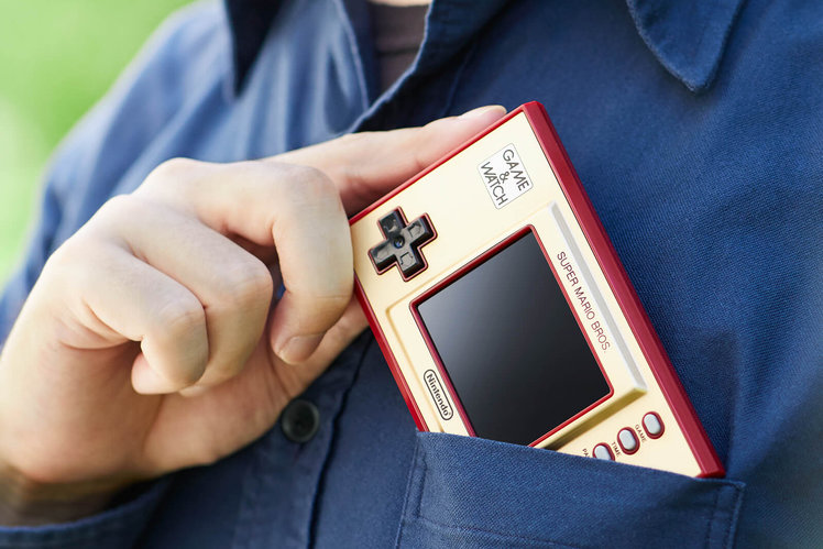 """Nintendo Mario Game & Watch is """"limited"""" but you can still pre-order here"""