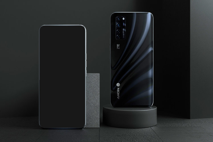 ZTE Axon 20 5G with under-display camera coming 21 December 2020
