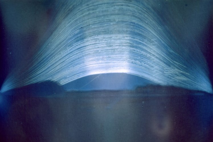 The longest exposed photograph ever taken was captured with a beer can