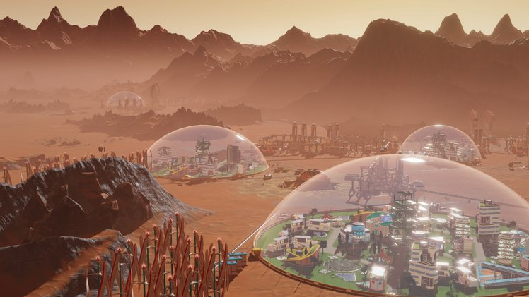Get Surviving Mars for free with Epic Games now