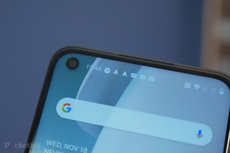 OnePlus patent imagines squeezing selfie camera into the bezel