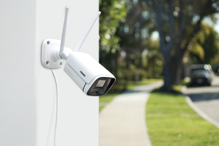 Fantastic security without a subscription with the ANNKE W300 2K Super HD Camera
