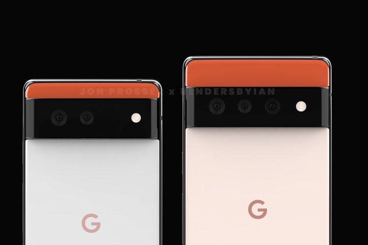 More Google Pixel 6 and 6 Pro camera details leak out