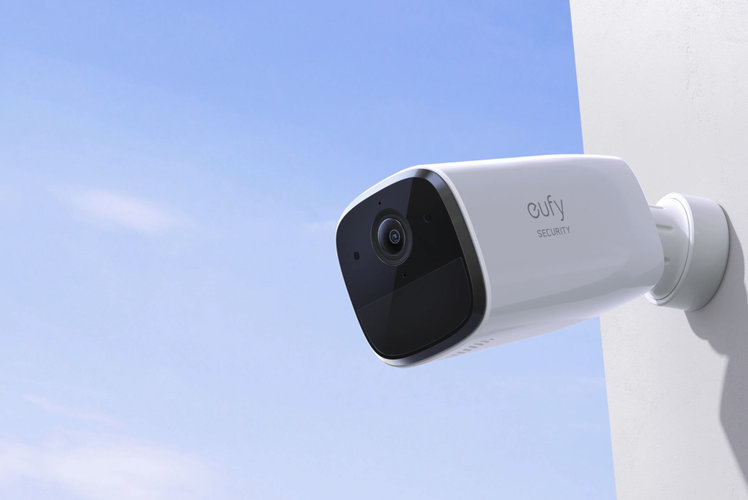 Eufy launches a new SoloCam line of battery-powered security cameras