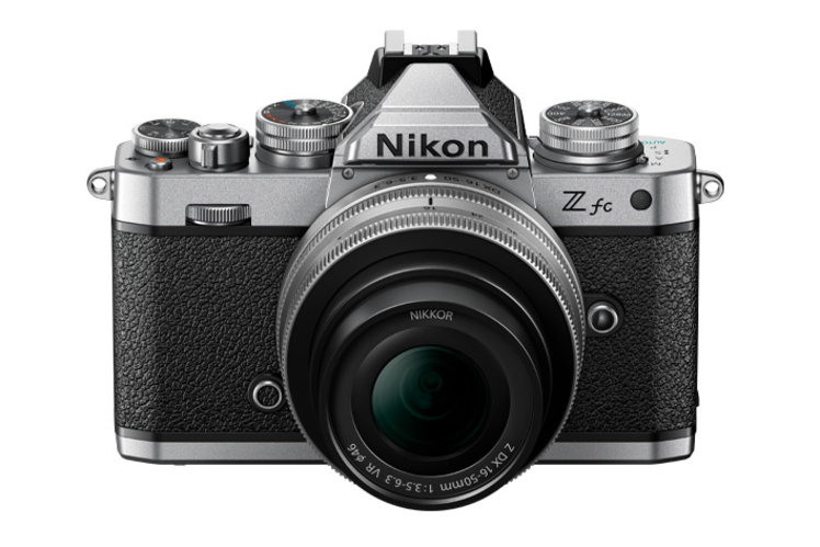 Nikon Z FC is a mirrorless camera with retro film roots