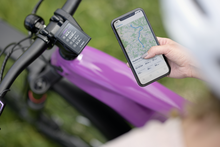 Bosch eBike Systems releases new smart system with fresh app and display