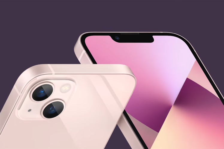 iPhone 13 official and yes, it does have a smaller notch