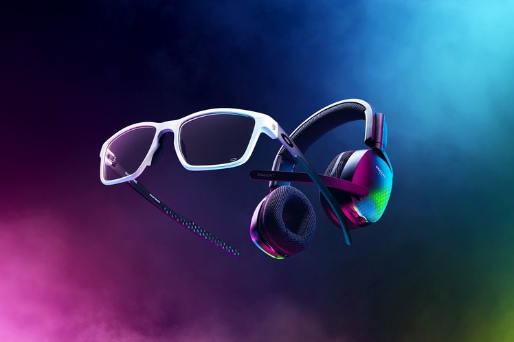 Oakley and Roccat are combining forces to create gaming-compatible eyewear