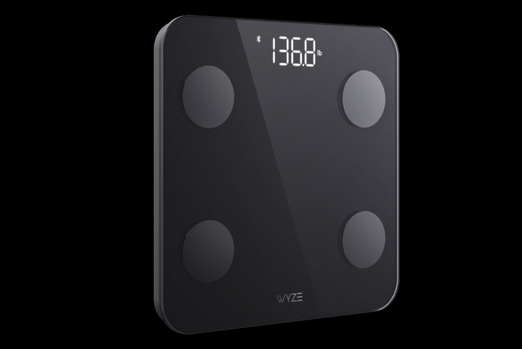 Wyze's $15 smart scale tracks 11 health metrics and works on pets and babies
