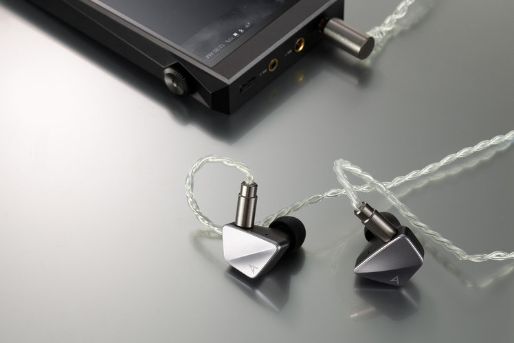 Astell&Kern AK Zero1 in-ears use three different drivers for reference grade audio