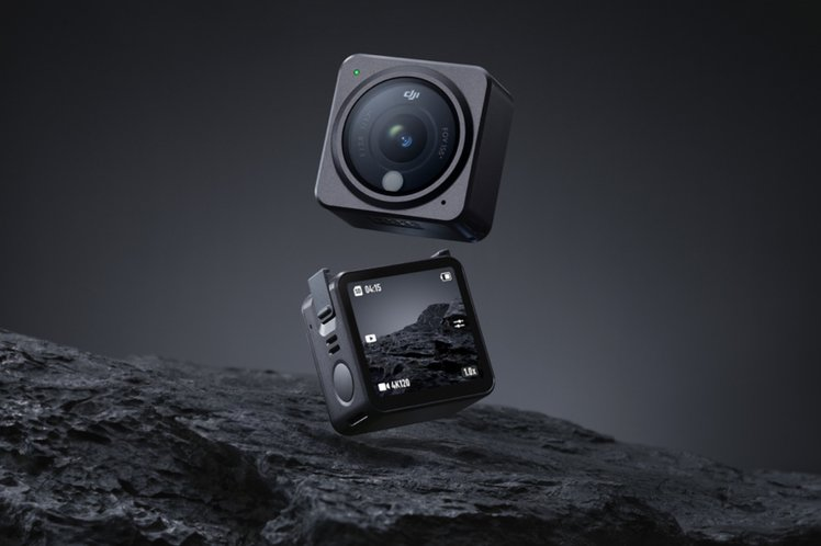 DJI Action 2 reinvents the action camera, makes it modular