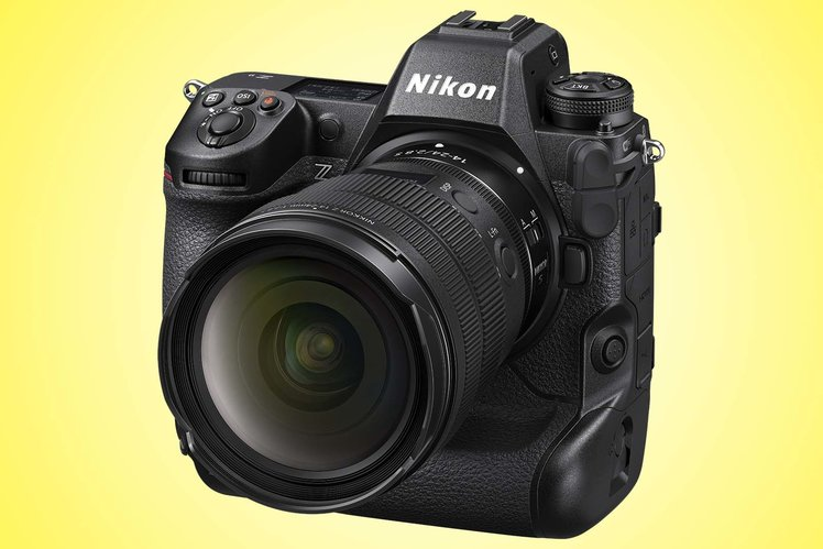 """Nikon Z9 is its """"most advanced camera ever"""" with a 45.7MP sensor and 8K video"""