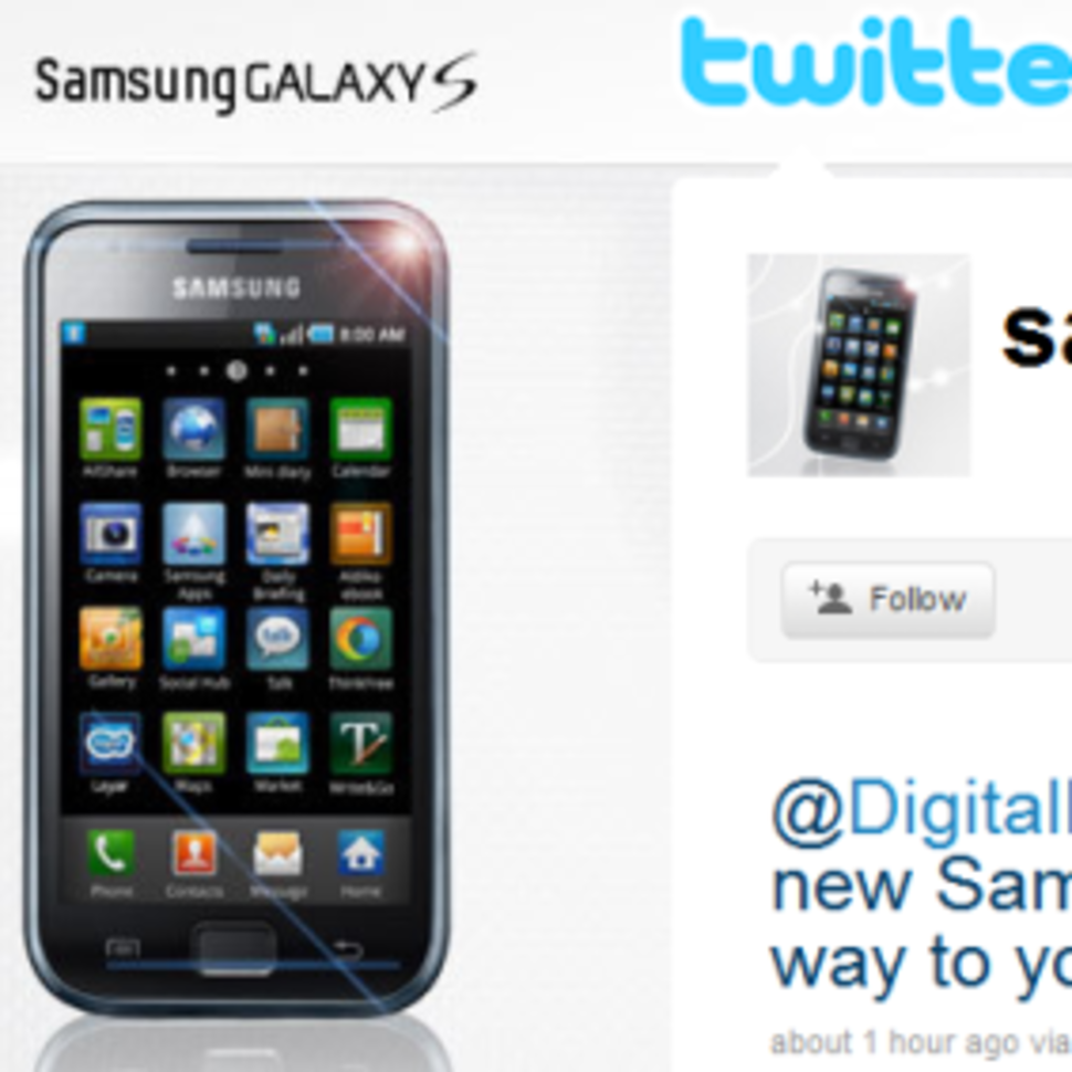 Samsung Handing Out Free Galaxy S Phones To Frustrated Iphone 4 Users