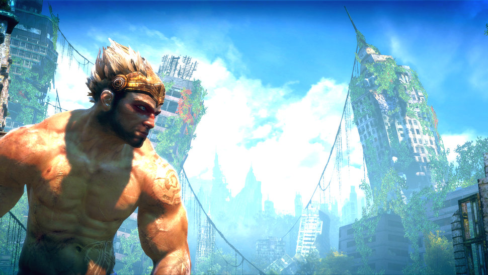 Enslaved Q&A: When movies, music and videogames collide - Pocket-lint
