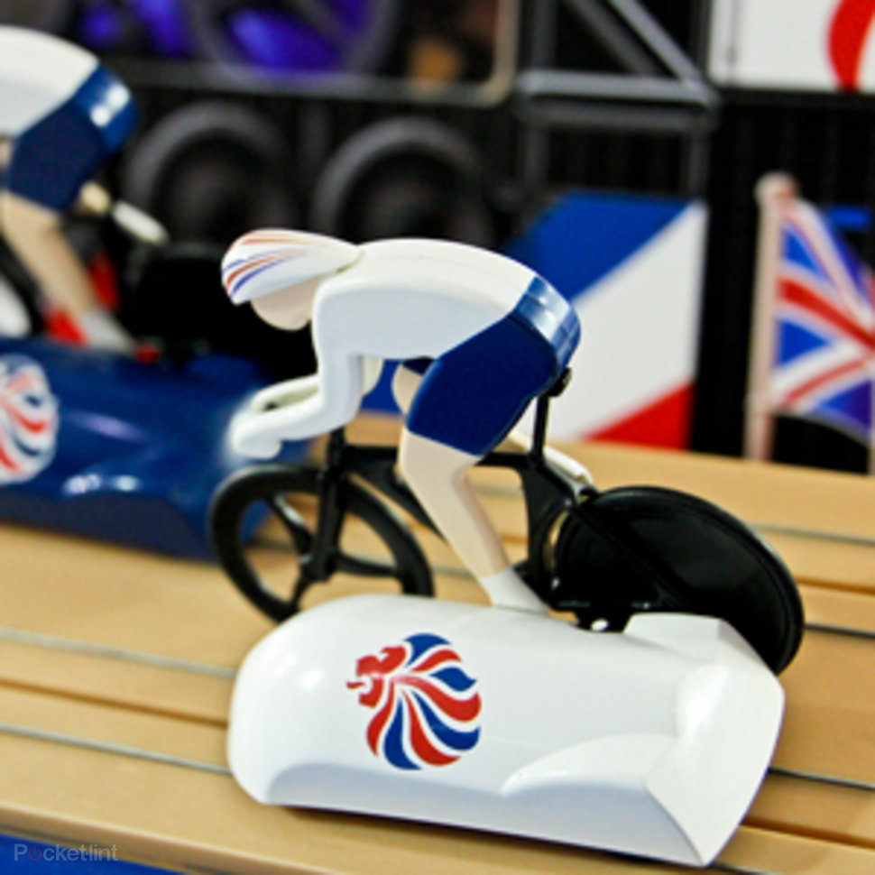 Hornby goes London 2012 Olympics mad with Scalextric Team ...