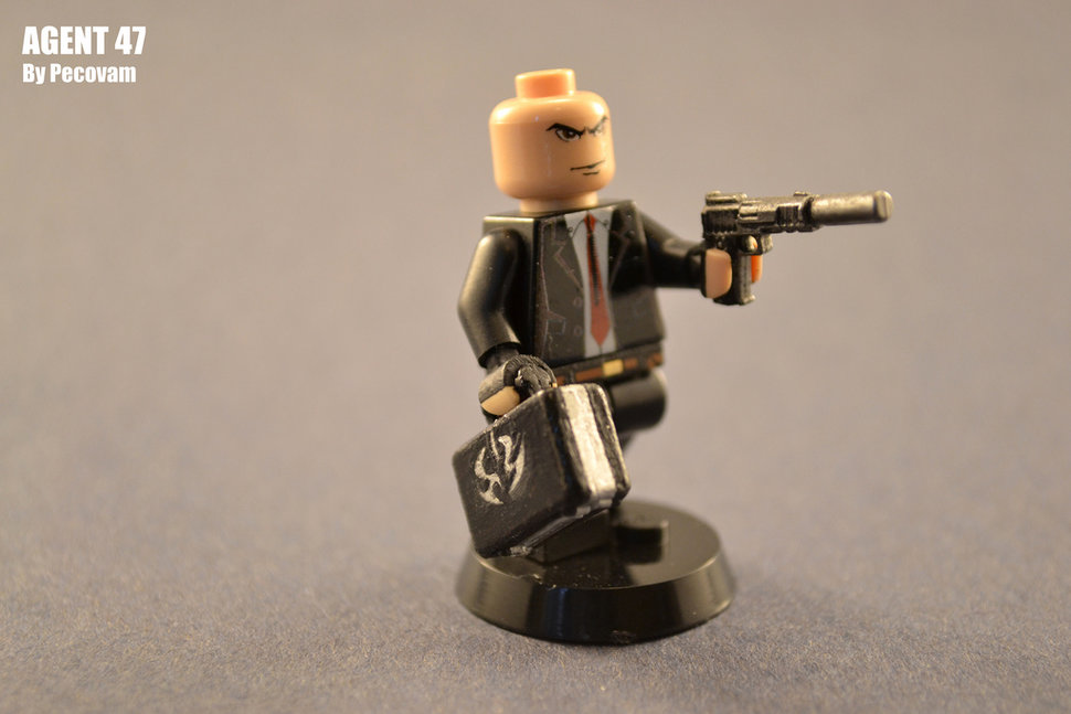 lego halo and other videogame minifigs