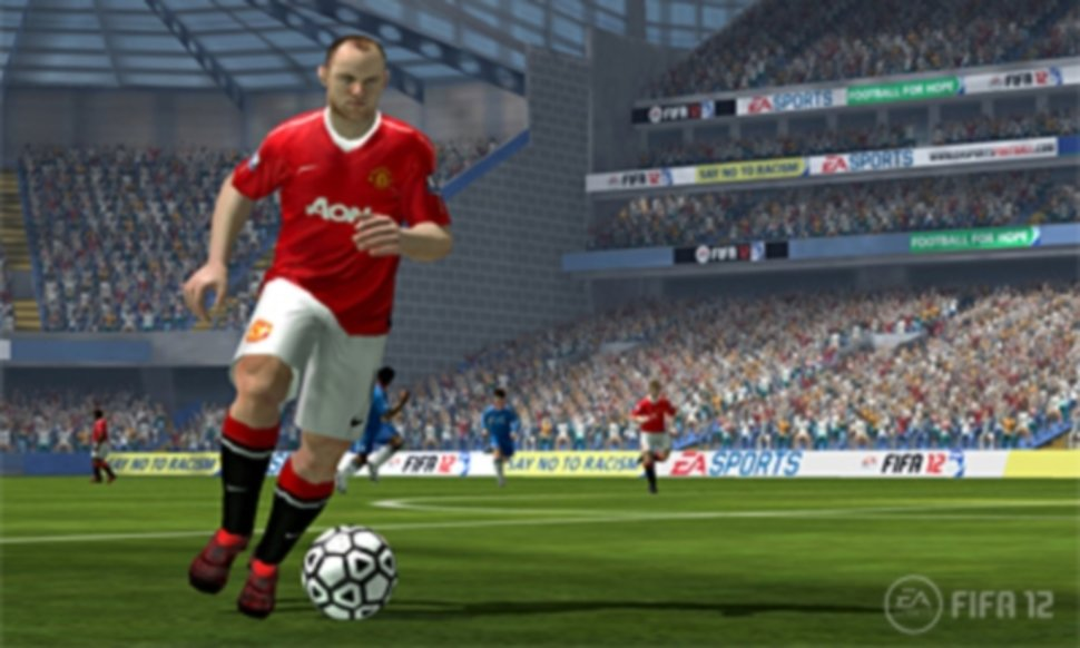 fifa 12 for 3ds adds 3d street football image 1