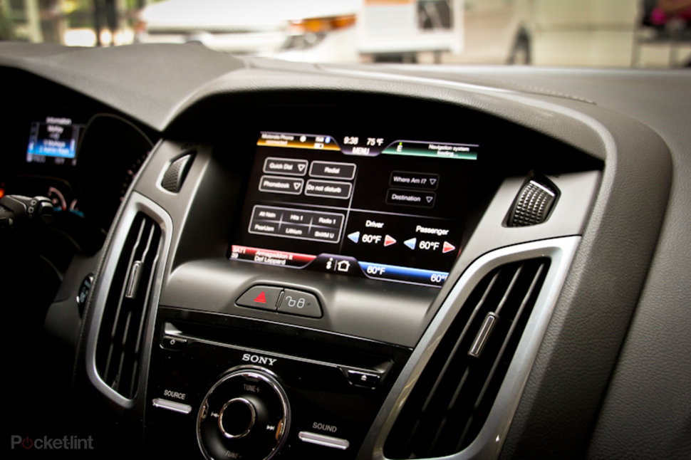 MyFord Touch and SYNC AppLink coming to all UK Ford cars in 2012 ...