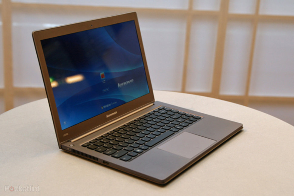 Lenovo Ideapad U300s Ultrabook Pictures And Hands On