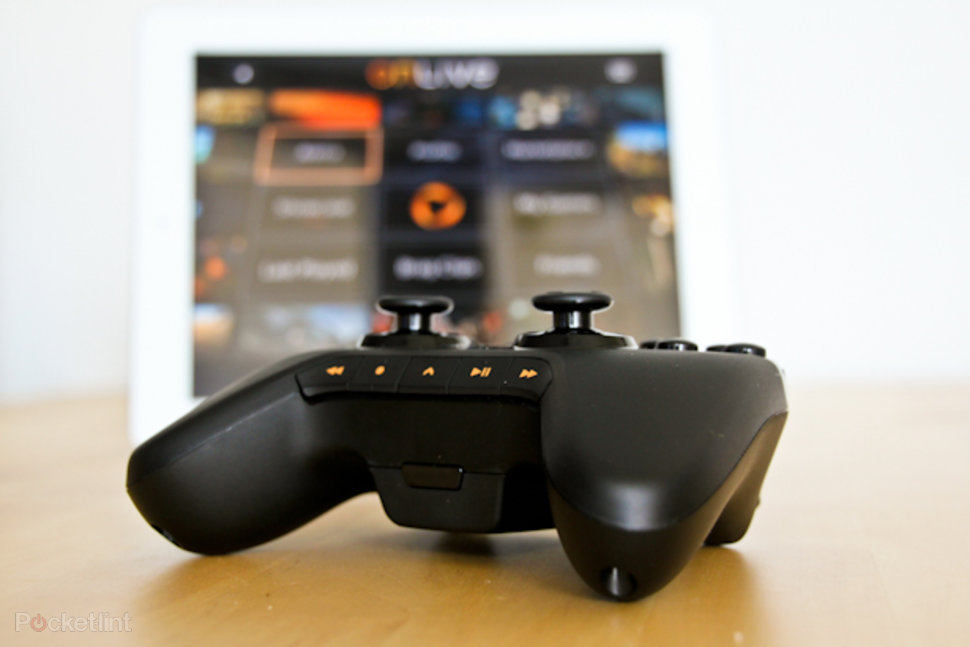 OnLive iPad, Android controller and playable app coming very so