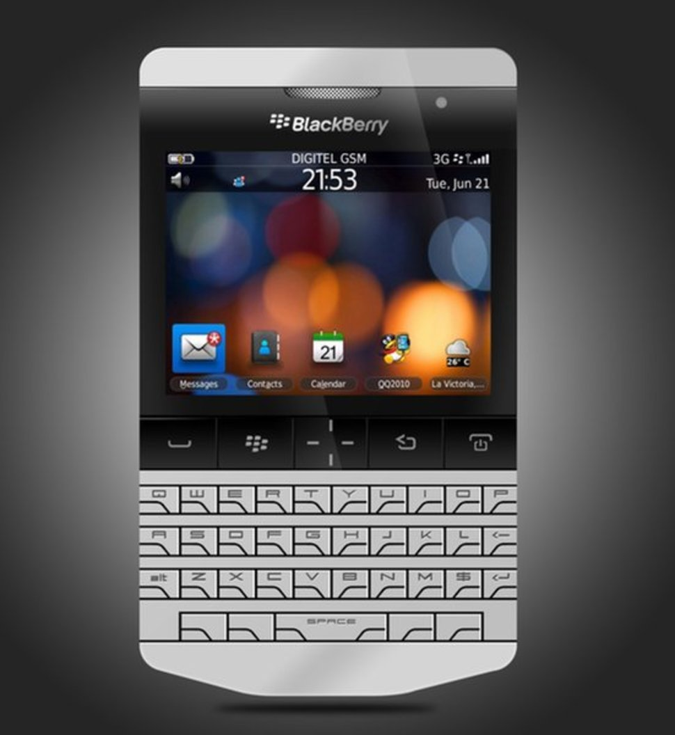 Porsche Design BlackBerry