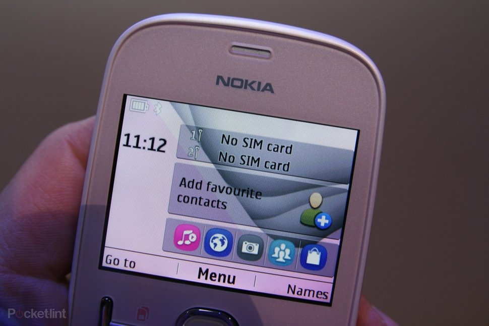 Nokia Asha 200, 201, 300, 303 pictures and hands-on - Pocket-