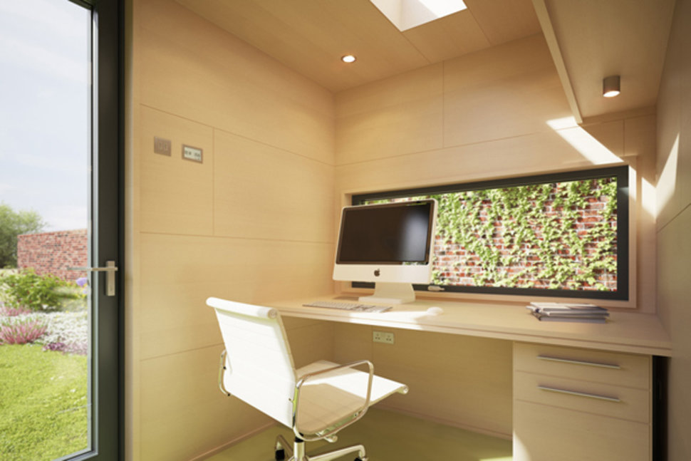 Micro Pod - the garden shed for the Apple generation - Pocket-l