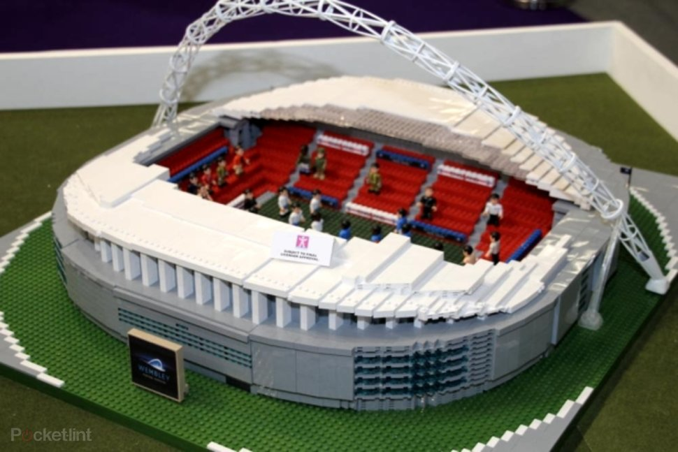 Character building wembley stadium offers lego style footy fun character building wembley stadium offers lego style footy fun sciox Gallery