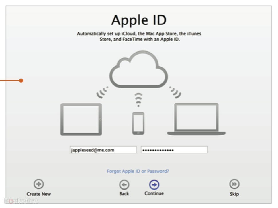 iCloud for OS X Mountain Lion brings auto setup and syncing - P